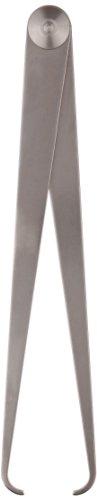 Starrett 27-12 Inside Joint Caliper, Steel, Flat Leg, 0-12