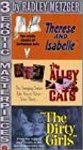 Radley Metzger Alley Cats, The Dirty Girls, Therese and Isabelle  VHS