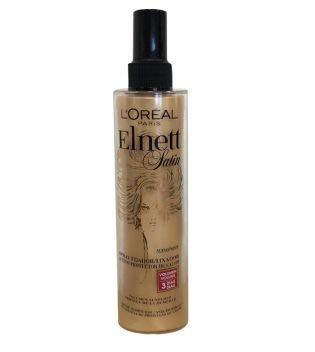 L'Oréal Paris Elnett Spray Coiffant Thermo-protecteur, Lissage Intense 170ml