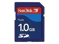 duplof ASIN b00065ka7C SanDisk Secure Digital Card 1GB SD scheda di memoria (Confezione originale)