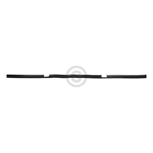 DL-pro Dichtung passend für AEG Electrolux Zanussi Türdichtung Dichtlippe unten 546mm wie 1527401002 Schürzendichtung für 60er Spülmaschine Geschirrspüler