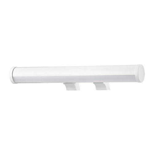 IKEA ÖSTANA LED Schrank-/Wandleuchte in weiß; (36cm); A++