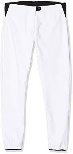 CMP 3A09676 Pantalon pour Femme, Femme, Pantalon, 3A09676, Blanc, 46