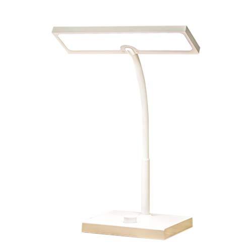 Lámpara Escritorio LED Escritorio LED Protección de los ojos lámpara recargable lámpara de escritorio, Estudio sobre el papel de la universidad dormitorio lámpara de escritorio de la lámpara de lectur
