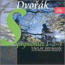 Dvorak: Symphonies 1-2-3