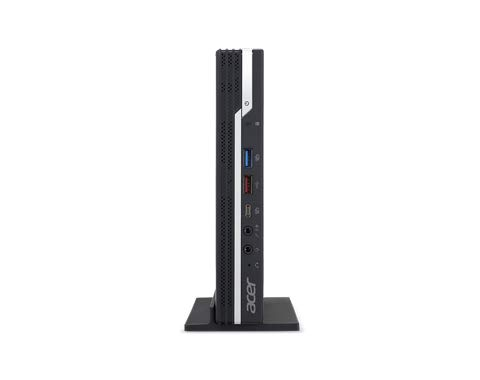 Acer Veriton X N4660G Intel CoreTM i3 de 9ª generación i3-9100 4 GB DDR4-SDRAM 128 GB SSD Mini PC Negro, Plata Windows 10 Home