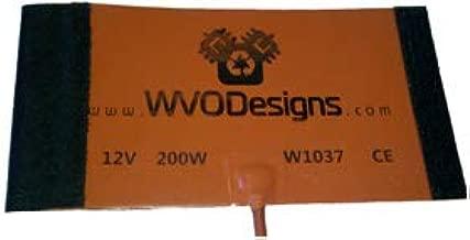 Fuel Filter Heater Wrap 200W 12VDC