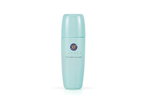 Tatcha The Deep Cleanse: Non-irritating Daily Gel Cleanser to Hydrate, Exfoliate and Tighten Pores - 150 ml | 5 oz