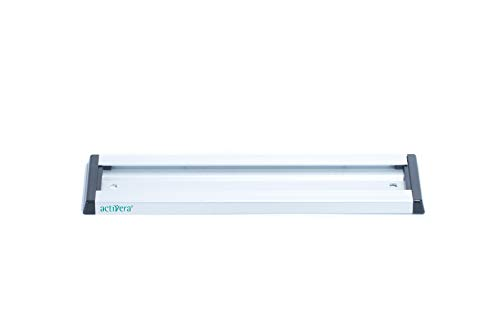 activera® Aluminium Wandschiene für Toolflex Werkzeughalter Gerätehalter 20 cm lang inkl. Befestigungsmaterial