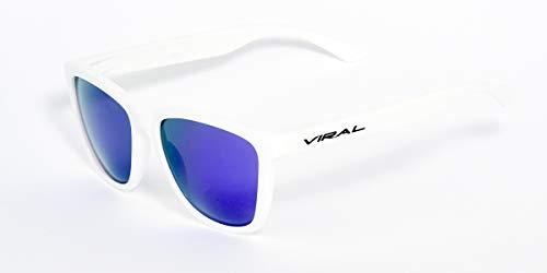 VIRAL Gafas de Sol Polarizadas. Montura Snowflake