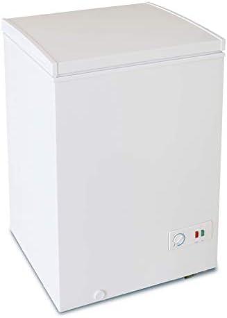 Congelador Arcón INFINITON Horizontal (Blanco) CH-102 DC- A+ - 100 litros - Dual System - 4