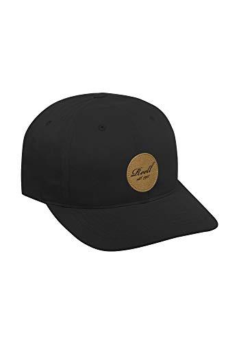 Reell Curved Cap, Basecap Baseball Caps für Herren und Damen