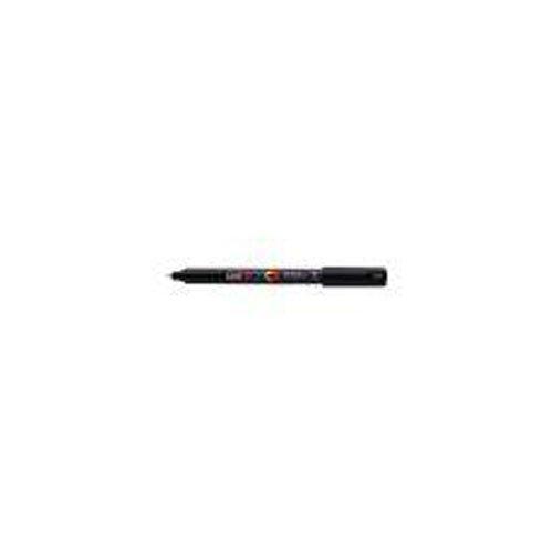 SG Education F801852 Posca PC-1MR Ultra Fine Pin Tip Pen, Zilver