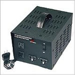 VCT VT-3000 Step Up Down Voltage Converter Power Transformer Converts Between 110 Volt and 220 Volts, 3000 Watt