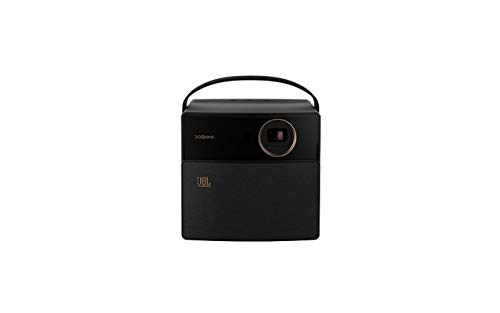 "XGIMI CC Aurora Video - Proyector (350 lúmenes ANSI, LED, 720p (1280x720), 5000:1, 16:9, 1092,2 - 7620 mm (43 - 300""))"
