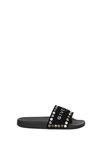 Givenchy Flip-Flops und Holzschuhe Damen - Wildleder (BE3004E05S001) 36 EU