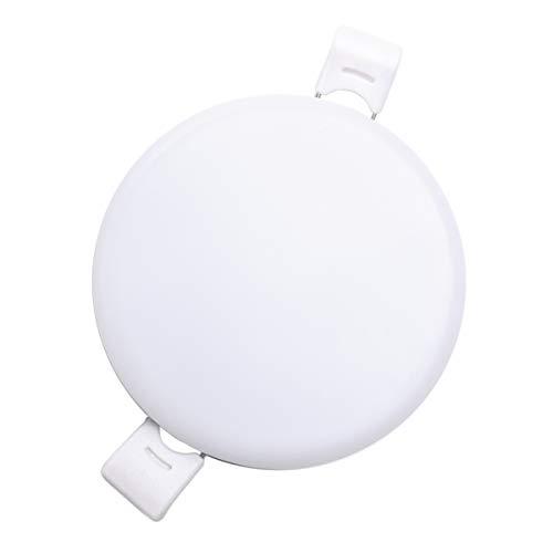 LightED Selene Downlight LED, 9 W, Blanco, 90x27mm