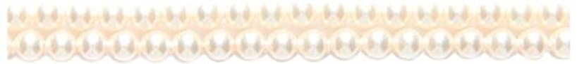 Swarovski 5810 Crystal Round Pearl Beads, 3mm, Cream Rose, 50-Pack