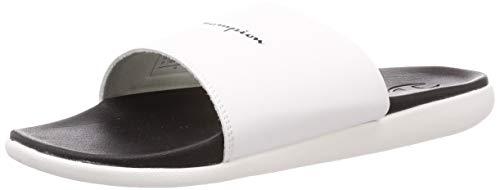 [チャンピオン] サンダル 軽量 シャワー CP LS030 スレイ NEO ホワイト/ブラック 25 cm 3E