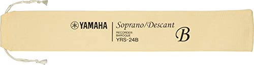 Yamaha YRS24BUKII Descant recorder