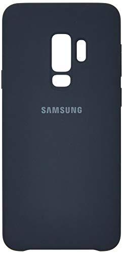 Capa Silicone Galaxy S9 Plus, Samsung, Capa Protetora para Celular, Preta