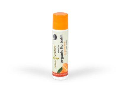 100% Natural, Raw & USDA Certified Organic Lip Balm