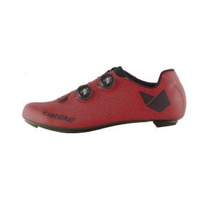 Catlike Zapatillas Carretera Whisper Oval Carbon Rojo - Talla: 45