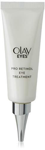 Olay Eyes Pro-Retinol Tratamiento de ojos, Tratamiento antiarrugas con niacinamida y pro-retinol, 15 ml