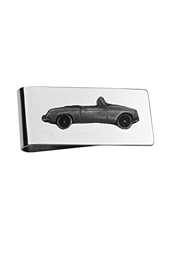 Classic Car B Roadster ref129 - Soporte para clip de dinero (peltre)