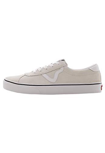 VANS, Vans Sport, (Suede) White - 41