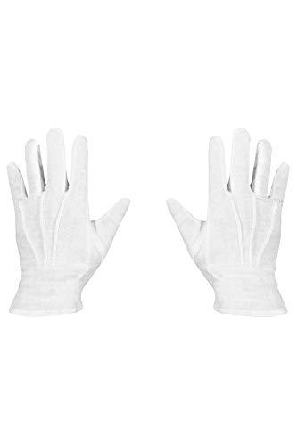 Marco Porta Cotton Gloves White