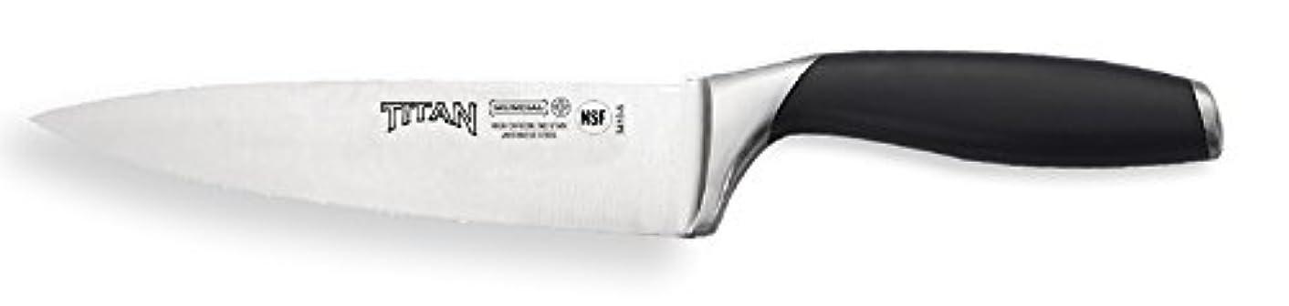 Mundial Titan 3410-6 6-Inch Chef's Knife, Black