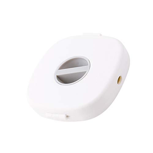 Organizador de Cables USB devanadera del Cable de Soporte del Cable de...