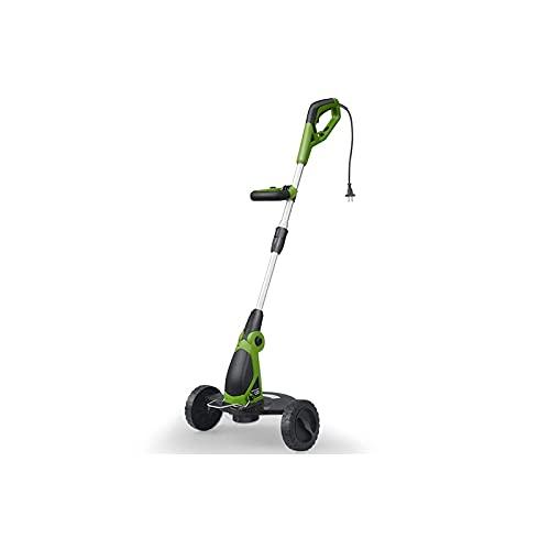 SHTFFW Cortacésped eléctrico 800W Hogar Verde Césped Jardín Plug-in Fower Eléctrico