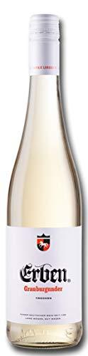 Erben Grauburgunder Trocken – Weißwein aus Deutschland – Qualitätswein – (1 x 0.75 l)