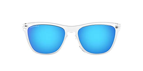 OAKLEY Frogskins 9013d0 Gafas de sol para Unisex, Transparente, 0