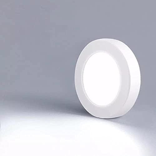 YYURUYI Faretto Ultrasottile da Superficie Faretto da soffitto Rotondo Faretto da Incasso a LED Mini Mini soffitto Cantinetta per Vino Faretto per Uso Domestico