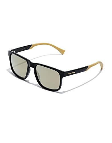 HAWKERS Peak-Black Beige Gafas, Negro, Adulto Unisex Adulto