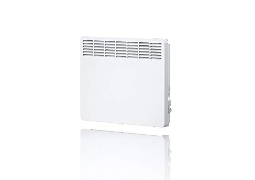 21NFrC9RYDL - Stiebel Eltron Convector CNS 150 Trend UK Wall mounted electric panel heater, 1500 W for about 15 sqm, LED, 7-day timer…
