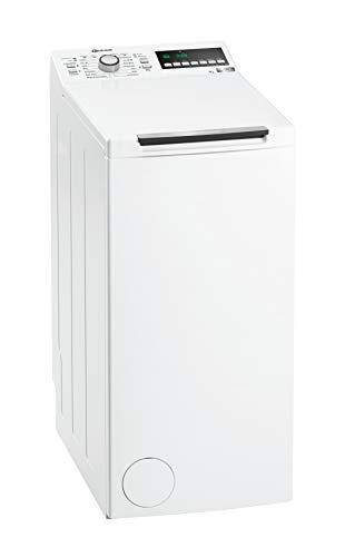 Bauknecht WMT Style 722 ZEN N Toplader-Waschmaschine / 7 kg / 1152 UpM/FreshFinish/ZEN Technology/Startzeitvorwahl/SoftOpening/Kurz 30'/ 15° Green& Clean