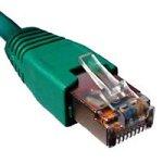 Compu Shack WIREline CS-27-101-005/GN Patchkabel Kat5e UTP grün 0.5 m