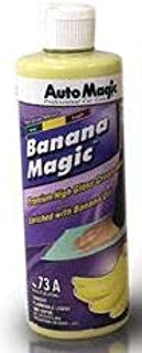 Auto Auto Magic Banana Magic Cream Wax - Automotive Polish and Sealant 16oz