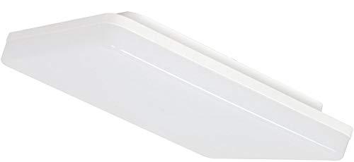 Ultraslim LED 24W IP54 Aufbau Panel eckig - 2050lm - Feuchtraum Deckenleuchte 230V - tagesweiß (4000 K)