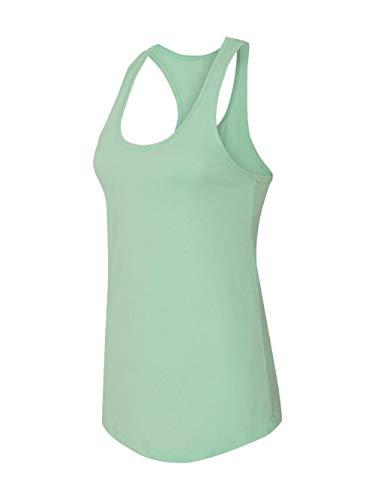Next Level Women's Apparel Ideal Quality Tear-Away Tank Top, Mint, XX-Large