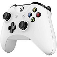 Suporte de parede Skywin Controller - Compatível com Xbox One, Xbox One S, Xbox One X, Xbox One Elite, ou controladores Nintendo Switch Pro (branco) (pacote com 4)
