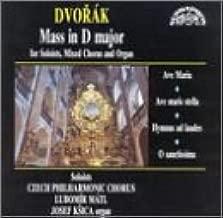 Dvorak: Mass in D major / Sacred Songs