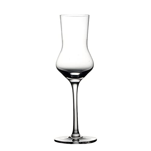 DOROCH 120 ml Whisky  Olor Crystal Cup Whisky Ofe Toat Wine Cup Brandy Snifter Aroma Aroma Profesional degustación de Cristal (Color : 1PCS)