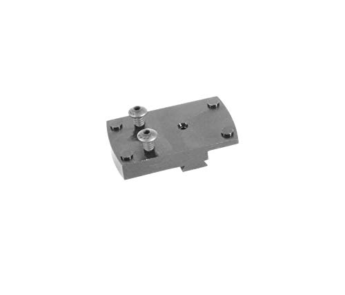 EGW DeltaPoint Pro (fits Shield RMS/RMSc/SMS, JPoint, Redfield Accelerator, and Optima) for KMBR 1911 Fixed 49411 Includes Mounting Hardware & Vibra-Tite