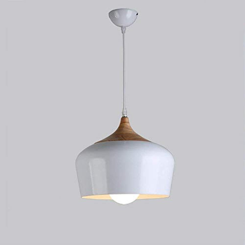 CZSM E27 Pendelleuchten Moderne Minimalistische Nordic Kreative Persnlichkeit Hngen Lichter Indoor Esszimmer Schlafzimmer Küche Dekorative Beleuchtung (Farbe  Wei) Licht (Neu)