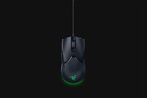 Razer Viper Mini – Ultra light Gaming Mouse (Ultraleichte beidhändige Gamer Maus mit 61g Gewicht, Speedflex-Kabel, optischer 8.500 DPI Sensor und RGB Chroma Beleuchtung) Schwarz - 2